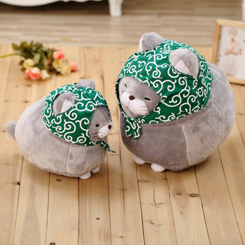 Cute Cat Plush Toys 1