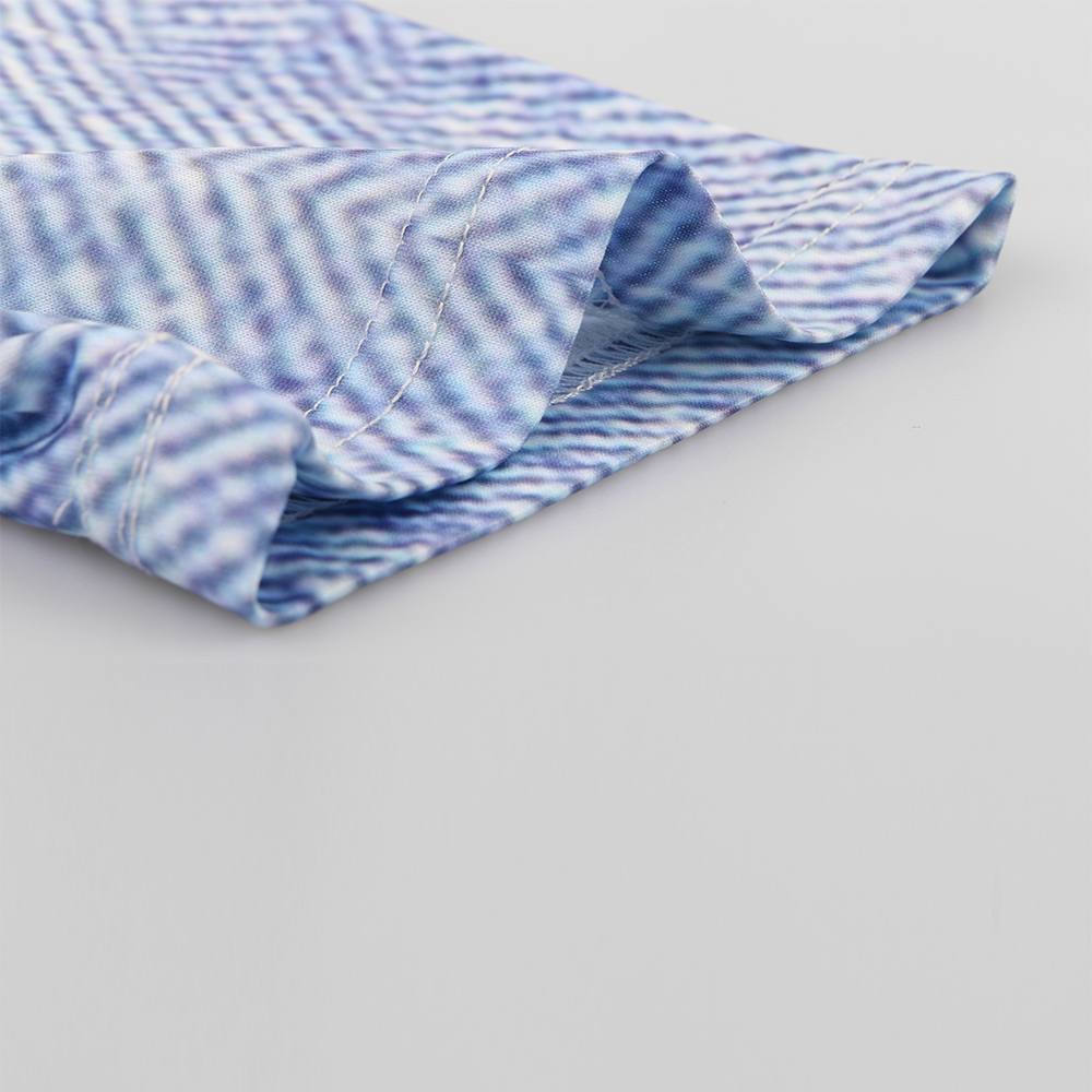 KYKU Jeans T-shirt Kişi / qadın Saxta T Köynək Əyləncəli - Kişi geyimi - Fotoqrafiya 6