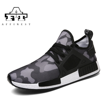 AFFINEST 2017 Sneakers New Arrive Men Running Shoes For Best Trends Run Athletic Trainers Zapatillas Sports Shoes Men Size 39-44