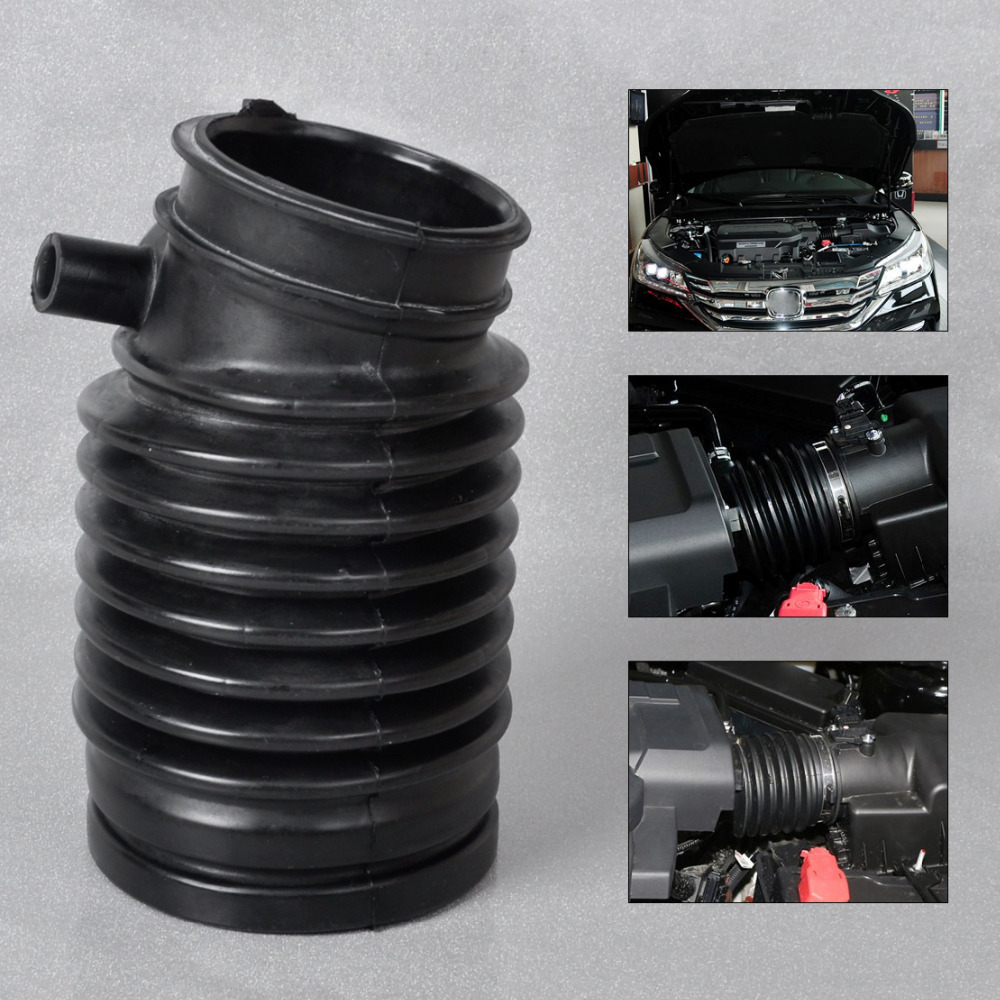 Citall new air cleaner intake hose tube air filter for honda accord v6 2003 2007 for acura tl 2004 2006 17228 rca a00 in air cleaner assemblies from