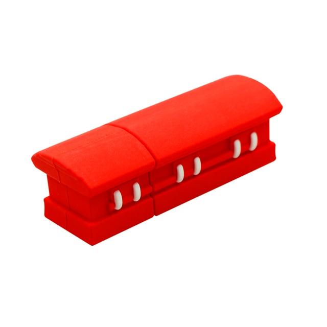 Usb flash drive Full Capacity 4GB coffin 8GB U disk 16GB Pendrive 32GB 64GB Cartoon Pen Drive Memory Stick U Disk Free shipping 5