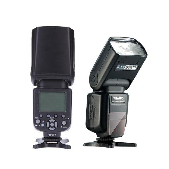 Prix pour Triopo Flash Speedlight TR-982II Sans Fil Flash TTL Speedlite Pour T5i T4i T3i T2i T1i 550D 500D 60D 7D 5D Mark II