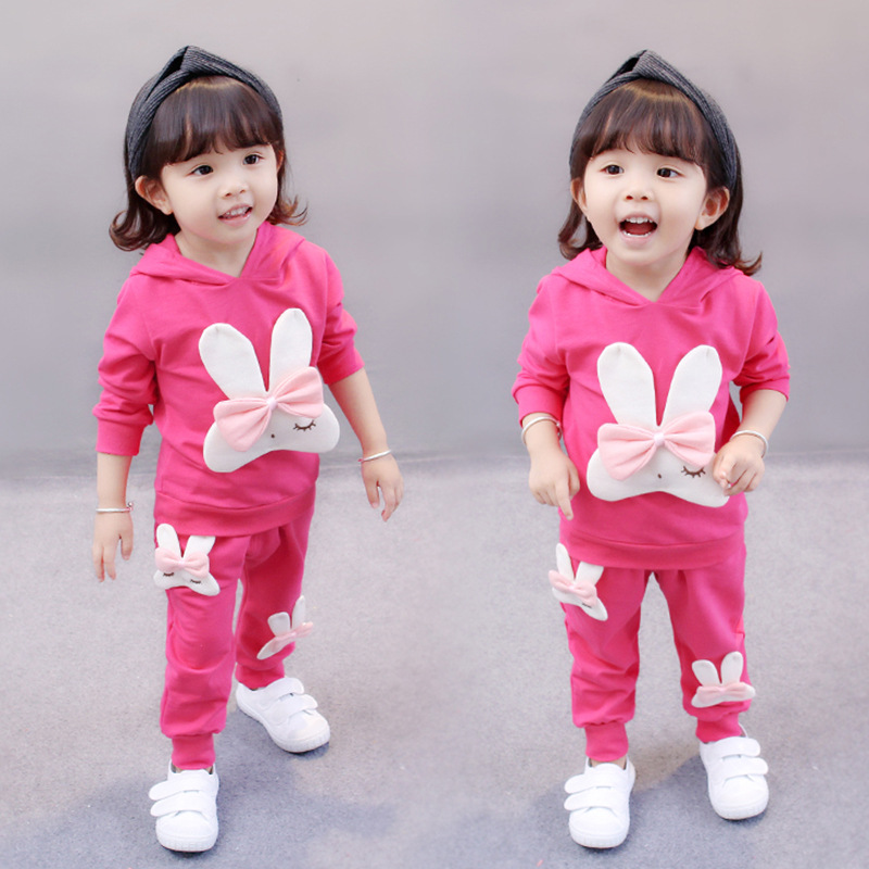 CHCDMP spring autumn new fashion baby boys girls hoodies sport suit Children clothing set toddler casual kids tracksuit set  bakkotie 2017 new fashion children spring autumn baby boy casual sport shoe leisure kid brand breathable trainer comfort sneaker