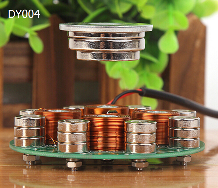 DY004 DC5V 1A Stand 300g magnetic core ornaments magnetic levitation module ботинки гравитационные dy bt 166