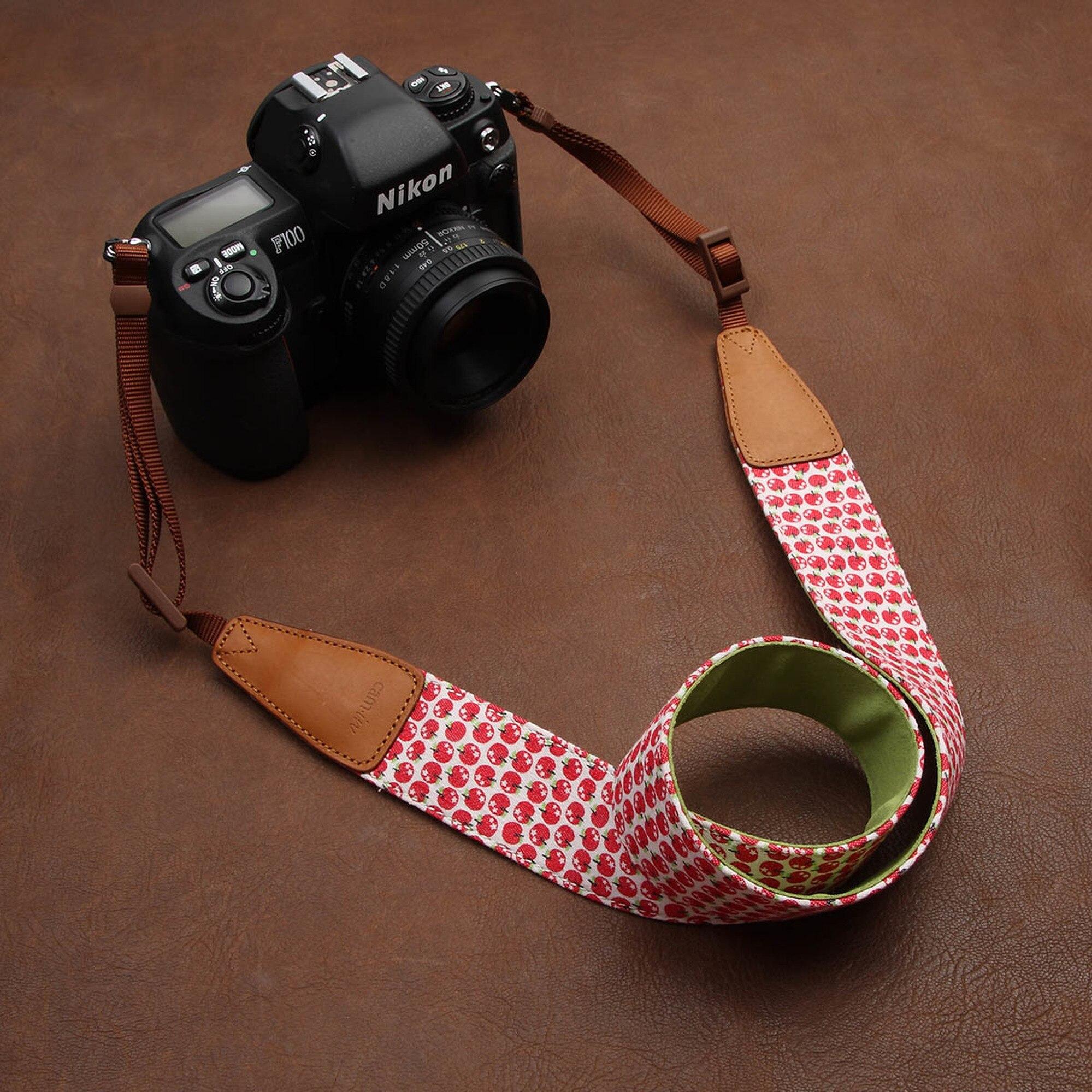 Хлопковый трикотажный ремень для микро камеры cam in ninja sony