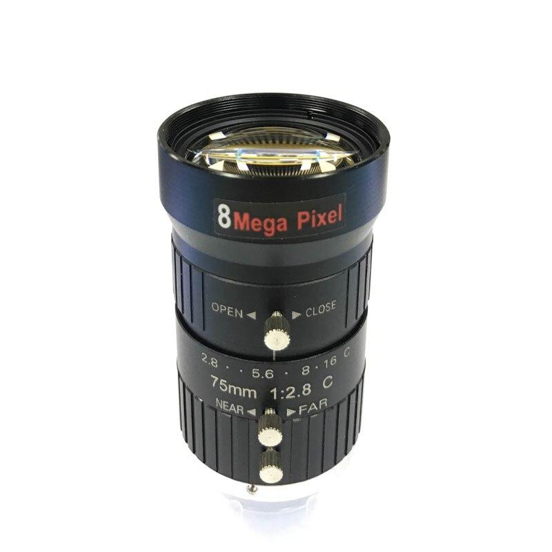 CCTV 3.0Megapixel CS Mount 25mm Lens HD F1.2 1//2 Format for HD CCTV Camera