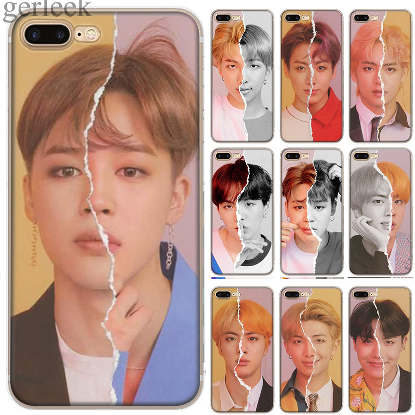 Official Website Yinuoda Bts Korea Bangtan Boys Young Forever Bt21 2018 Colored Drawing Soft Tpu Phone Case For Iphone X Xs Xr Xsmax 7 8plus 6 6s Half-wrapped Case Cellphones & Telecommunications