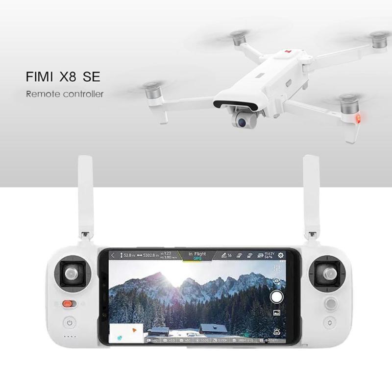 Drone hélicoptère pièce de rechange de rechange émetteur pour Xiaomi quatre axes FIMI X8 SE RC télécommande émetteur accessoires