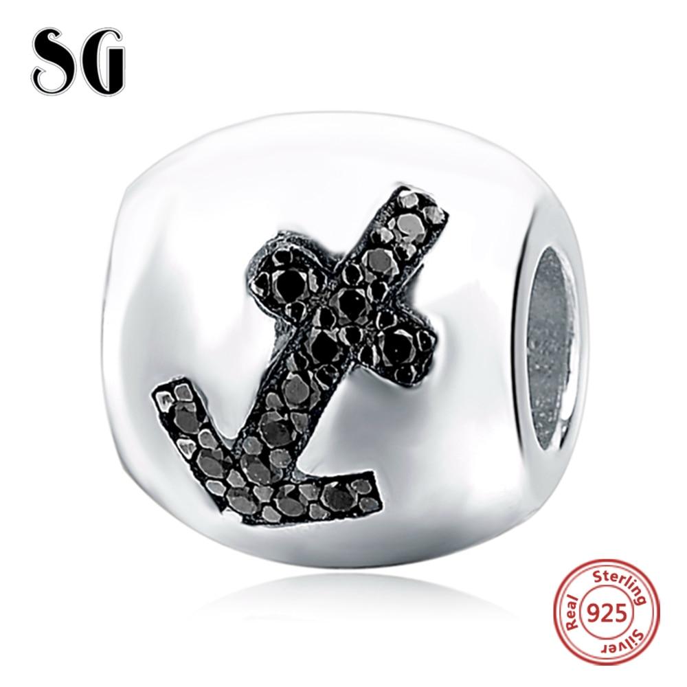 Silver Galaxy Constellation Sagittarius Pattern Round Beads For Women Fit Pandora Bracelet Charms Silver 925 Original Jewelry