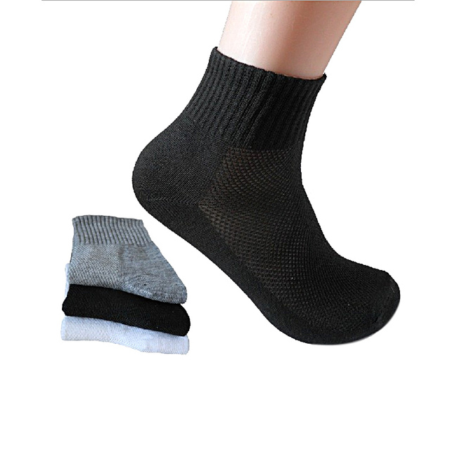 10 Pairs Of New Casual Socks For Men