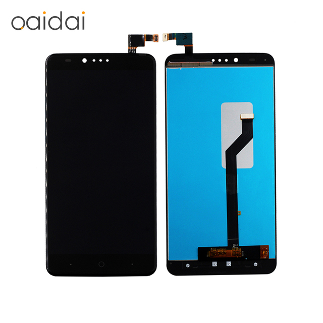 For ZTE Zmax Pro Z981 LCD Display Touch Screen Digitizer Mobile Phone Lcds Assembly Replacement Parts With Free Tools