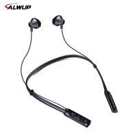 ALWUP UPS818 Bluetooth Headset Wireless Headphones With Microphone Sport Stereo Bluetooth Earphone For IPhone 6 7