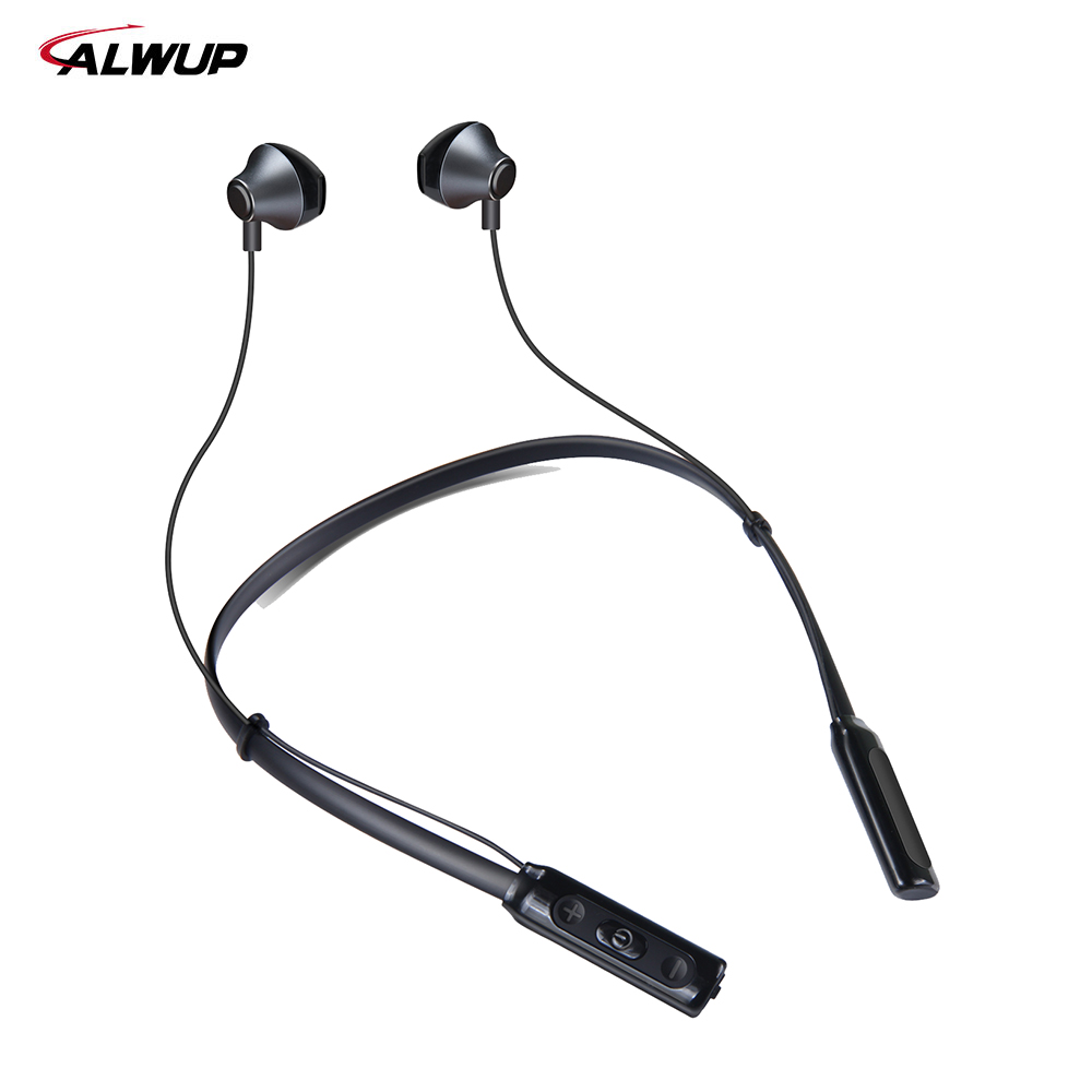 alwup ups818 bluetooth headset wireless headphones with microphone sport stereo bluetooth. Black Bedroom Furniture Sets. Home Design Ideas
