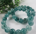 free shipping 2pcs Natural Jade Bracelet For Men And Women