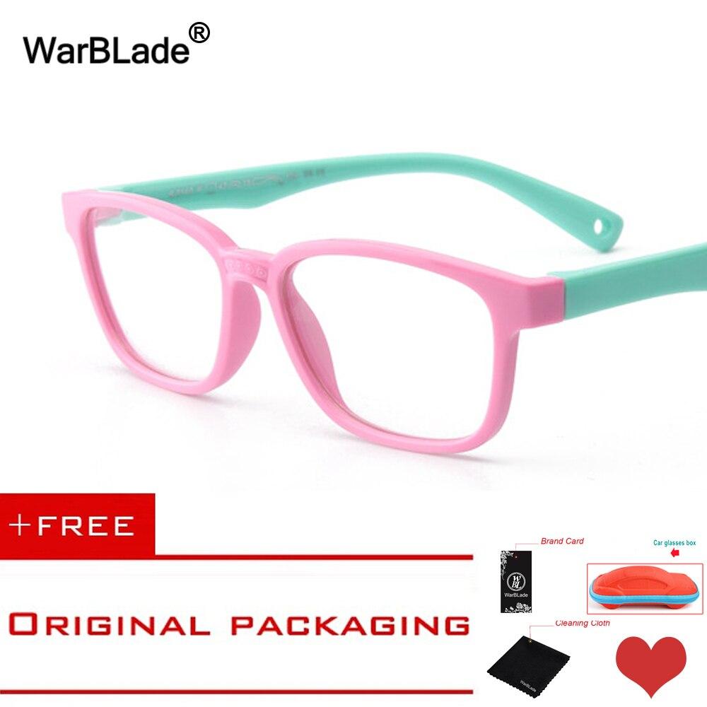 WarBLade Gesunde Silikon Kinder Klare Gläser Mädchen Jungen Flexible ...