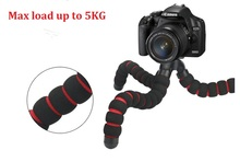 Dslr digital camera tripod Load-Bearing to 5KG Gorillapod Kind Monopod Versatile Tripod Leg Mini Tripods for Digital Digicam Holder