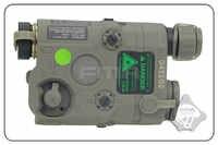 TB-FMA AN-PEQ-15 アップグレード版 LED 白色光 & グリーンレーザー Ir レンズキャンプ用ヘルメット狩猟送料無料