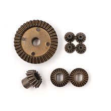 купить A949-23 A959-B-27 Upgrade Metal Differential Gear for Wltoys 1/18 A949 A959 A969 A979 K929 A959-B A969-B A979-B K929-B RC Car дешево