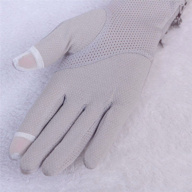 Women's Summer UV-Proof Driving Gloves Gloves Lace Gloves luvas hand gloves guantes eldiven handschoenen 40FE1913