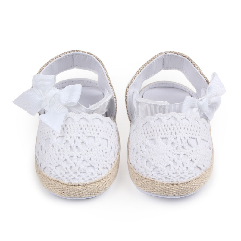 UK Toddler Baby Girl Lover Sweet Shoes Bow Princess Soft Bottom Casual Shoes  WZ