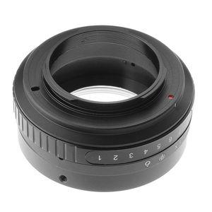 Image 3 - הטיה מתאם טבעת אינסוף פוקוס עבור M42 הר עדשה כדי Fujifilm X FX X Pro2 X Pro1 XT20 XT10 XA2 XE2 מצלמות