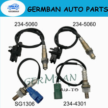 lambda 4pcs Upstream & Downstream Oxygen Sensor 226A08J010, 234-4309,  234-4301 SG1306 SU6372For Nissan Pathfinder 2005 4.0L 4pcs wire upstream downstream o2 oxygen sensor 02 sensors oxygen sensor for gmc yukon chevy tahoe 2019 new wholesale hot sale