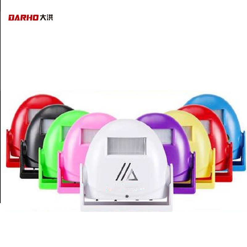 DARHO Wireless visitor Customer ding-dong door chime Entry Alert Entrance Alarm Greeting Warning Doorbell dong qu manufacturing and managing customer driven derivatives