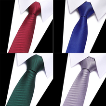 8CM Width Necktie For Men Fashion Formal Suit Leisure Neckwear Gentlemen Commercial Casual Dark Blue solid Neck Ties