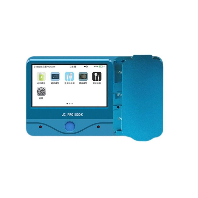 JC PRO1000S IPad 2 3 4 5 6 Air 1 2 NAND adaptateur sans retrait pour la lecture et l'écriture HDD données sous-jacentes outil Flash NAND - 4