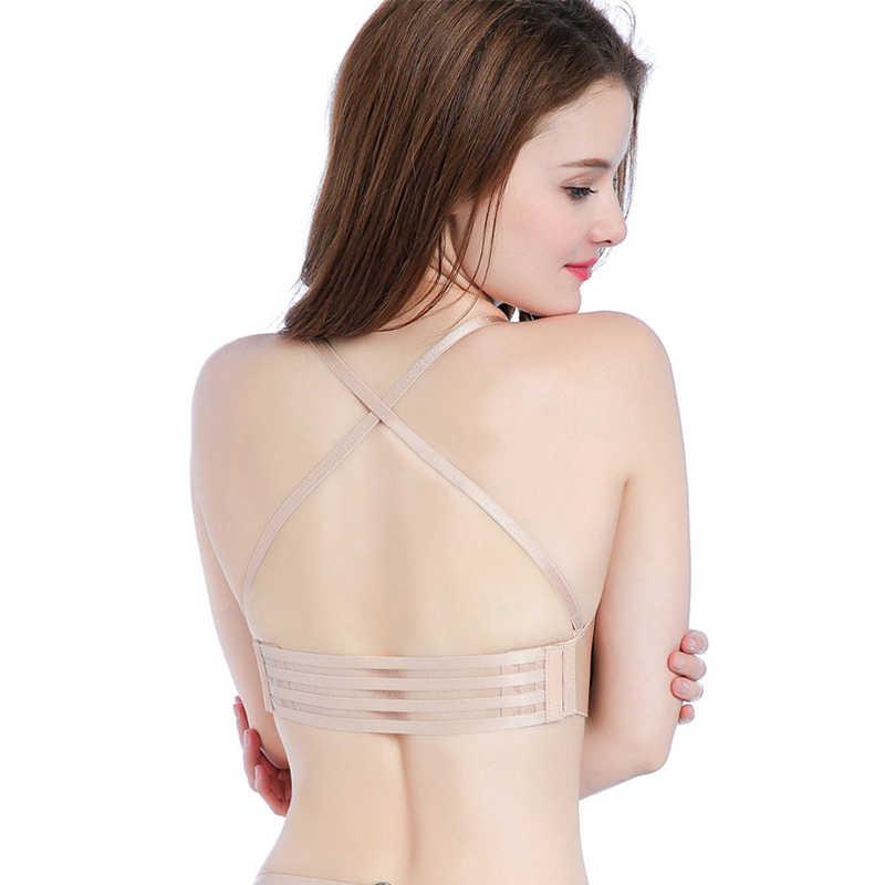f2a788fa75 ... Drop Shipping Sexy Seamless Bra Comfortable Wire Free Sexy Lingerie  Women Bra Shell Massage Underwear Women ...