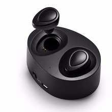 mini tws k2 twins wireless bluetooth stereo earbuds earphone in ear dual v4 1 with charging