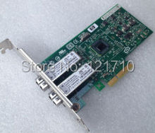 AD338A PCIE 2-Port 1000BASE-SX Adapter AD338-60001 for server