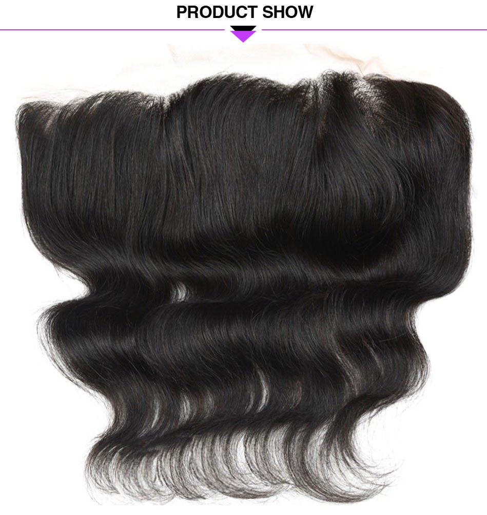 body wave hair frontala