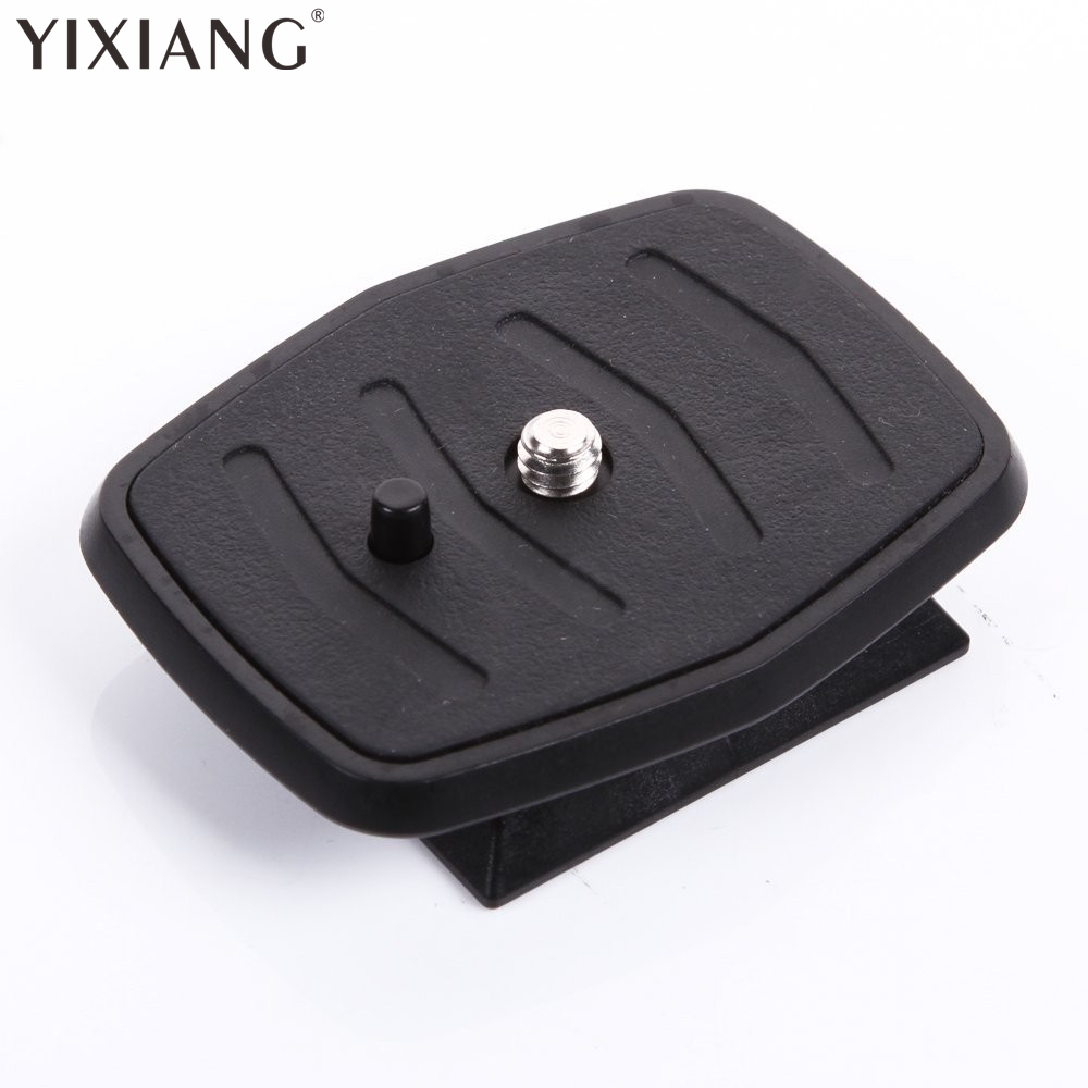 YIXIANG Qb-4w Quick Release Plate Replace for Velbon Cx-444 Cx-888 Cx-460 Cx-460mini Cx-470 Cx-570 Cx-690 Df-50 Sony Vct-d580rm