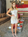 Blanco de Encaje Cortos Vestidos de Coctel Opacidad Volver Vestido de Cóctel Del Partido Del Verano Mujeres Vestidos 2015 Vestidos De Formatura Curto