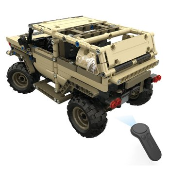 Remote Controlled Humvee Technic Model
