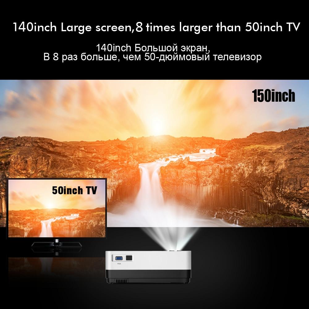 BYINTEK TOP Brand SKY K7 Mini LED 1080p projector (2)