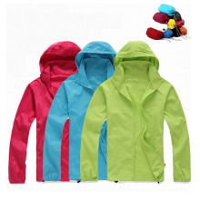 Unisex Windproof Jacket for Outdoor Activities