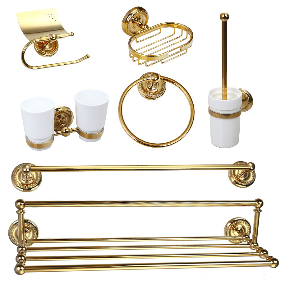 Copper Bathroom Accessories Sets Online Get Cheap Copper Bath Accessories Aliexpresscom Alibaba