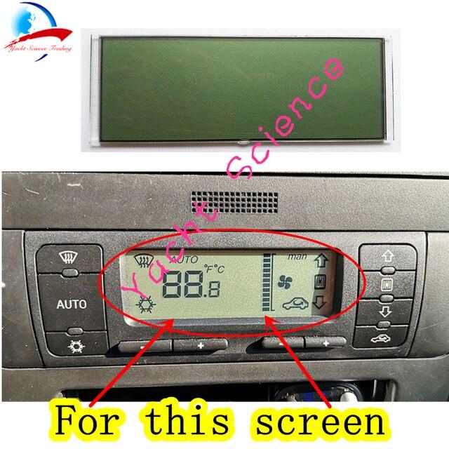 Pantalla de información de reparación de píxeles de Monitor de Control de clima de pantalla LCD de unidad ACC de coche córdoba