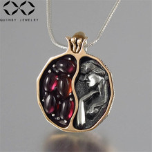 Bohemian Chain Necklace Women Men Jewelry Gold Silver Color Statement Necklaces Figure Collar Mujer Guava collier femme 2019 Z4 guava micropropagation