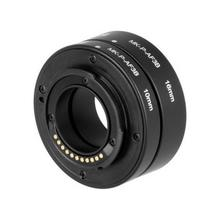 Meike Auto Focus Automatic Macro Extension Tube 10mm 16mm for Olympus Micro 4/3 Camera