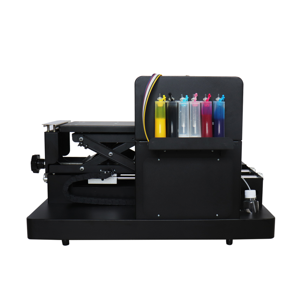 Multifunctional A4 size flatbed printer machine for print CD /DVD - Office Electronics - Photo 3