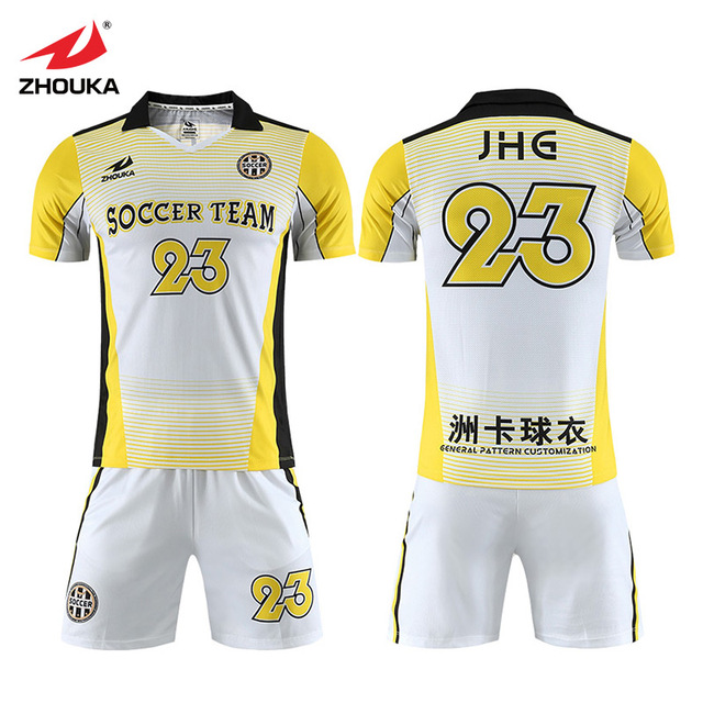 7cb1b29cf8d 2019 custom made soccer shirts buy soccer jersey soccer outfits online for  team or club football