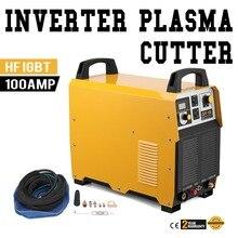 Пилот для Плазменно-дуговой резки-100 100 ампер цифровой IGBT Конвертор Макс резки 35 мм