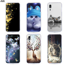 5.0'' For Samsung Galaxy A2 Core Case 2019 Painted Silicone Soft TPU Back Cover For Samsung A 2 Core A2Core Phone Cases A260F(China)