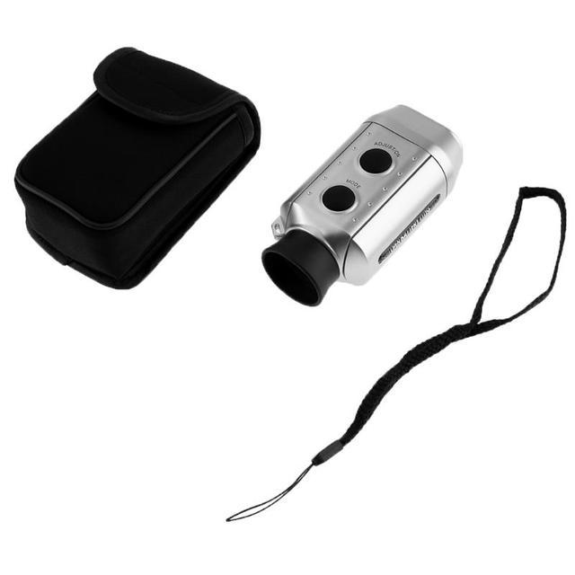 Digital Laser Rangefinder Telescope Pocket Golf Range Finder for Hunting Golf Scope Yards Distance Measurement Tool 5