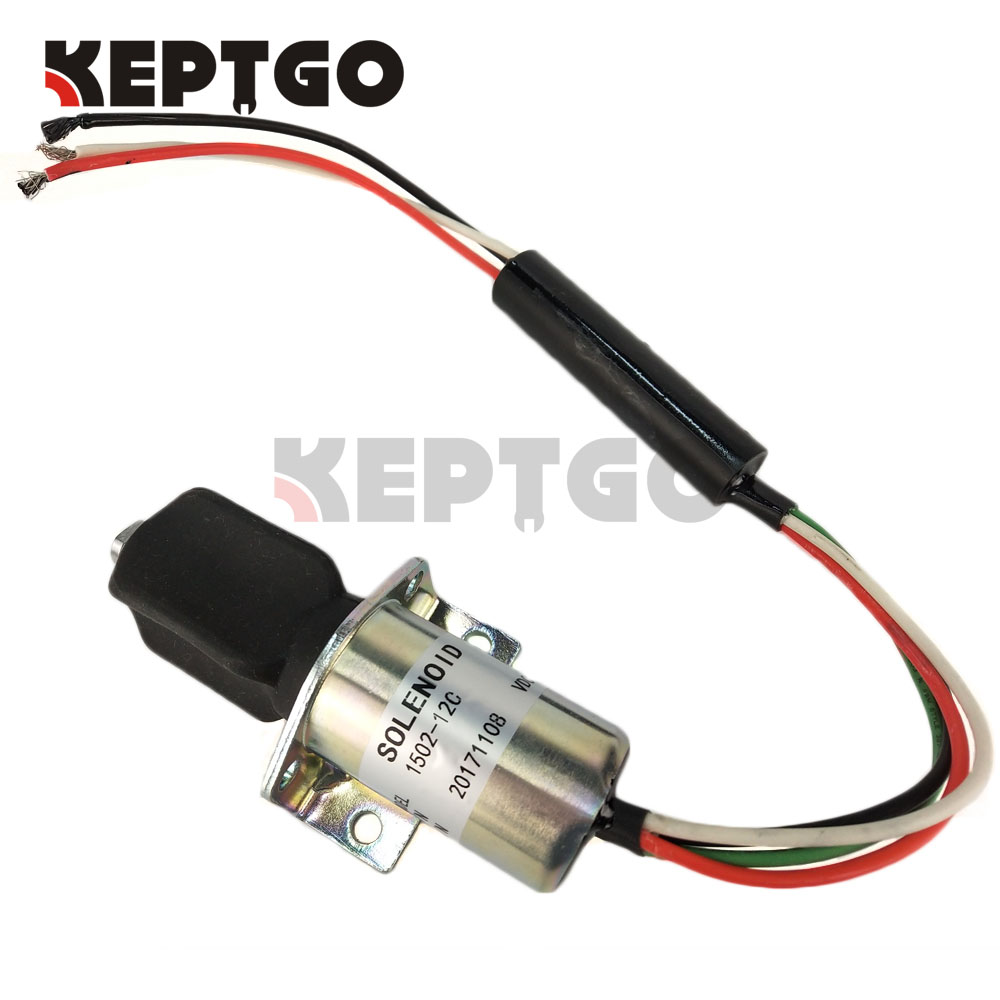 10138PRL 1502-12C Fuel Shutoff Solenoid For Corsa Electric Captains Call Systems 12v10138PRL 1502-12C Fuel Shutoff Solenoid For Corsa Electric Captains Call Systems 12v