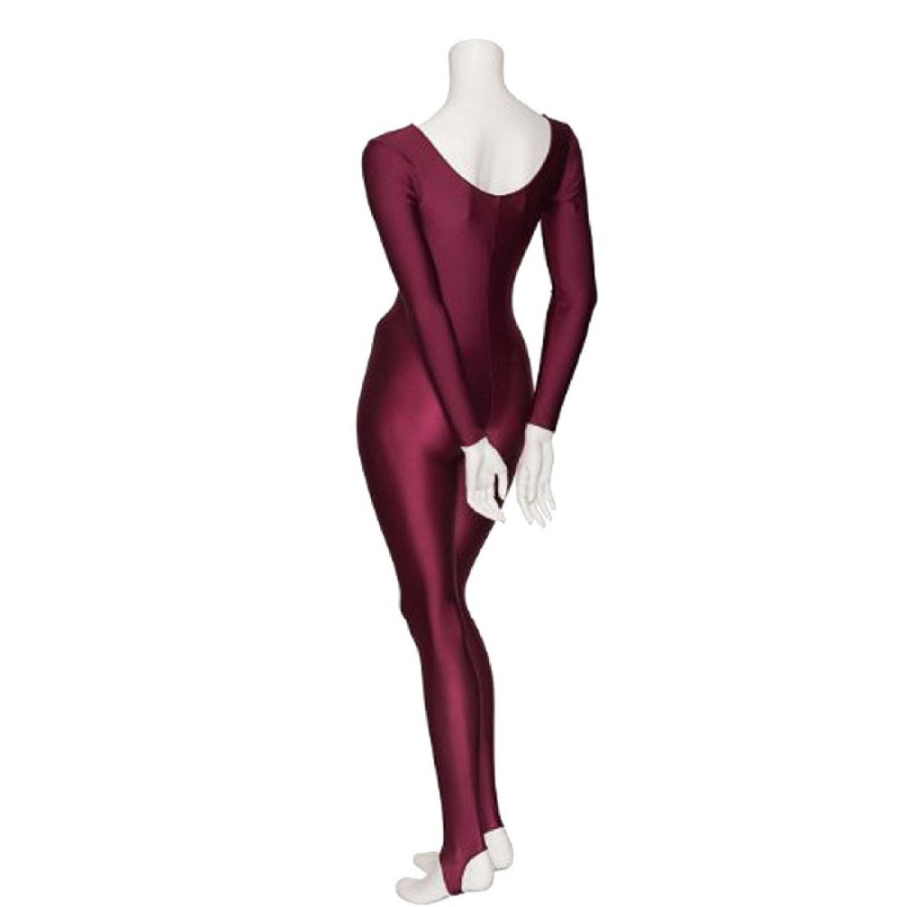 Womens-Long-Sleeve-Unitard-Catsuit-Round-Neck-Stirrup-Dance-Adult-Spandex-Lycra-Unitard-Bodysuit-Costume (5)