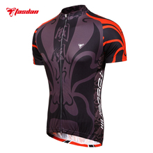 Tasdan Best Breathable Cycling Clothing Sports Custom Mens Cycling Jerseys Short Sleeve Top Shirt Clothing for Sport